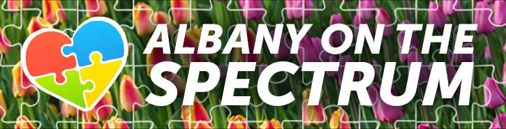 Albany On The Spectrum Banner