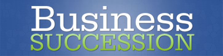 Business Succession Banner