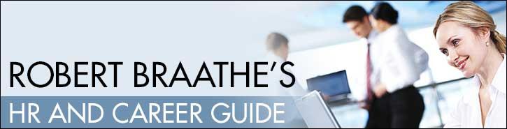 Robert Braathe's HR & Albany Jobs Blog Banner
