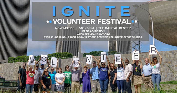 ignite event group photo