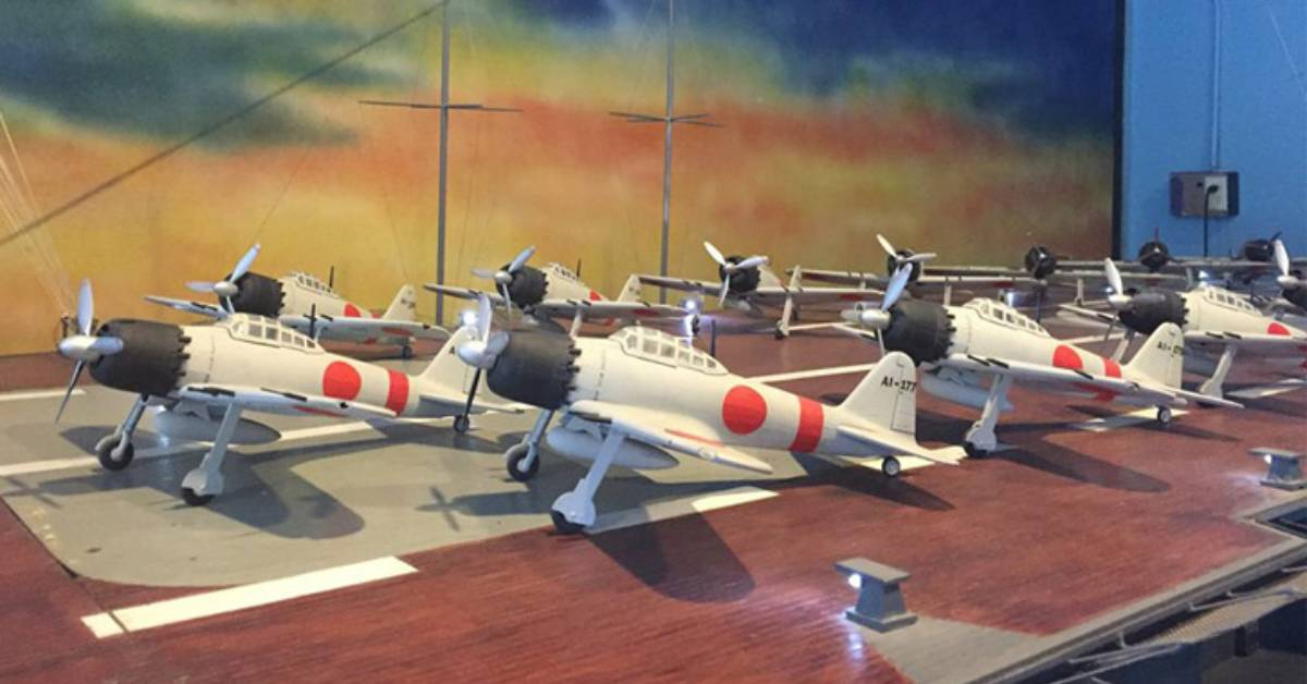 small model airplanes