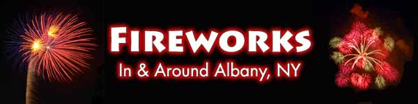 Discover where to watch fireworks near Albany NY with Fourth of July events in Albany, Clifton Park, Saratoga & more.