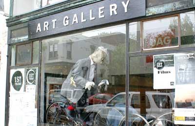 Art Gallery Albany NY