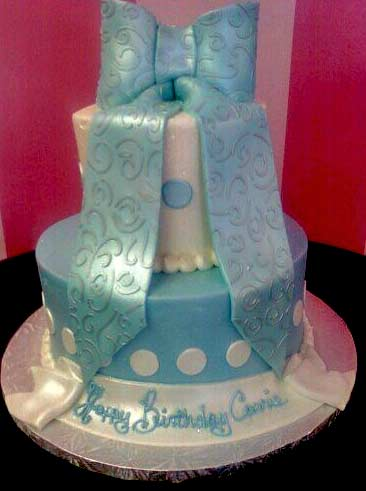 Carrie Underwood's Birthday Cake From Coccadotts In Colonie