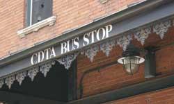 Albany CDTA Bus
