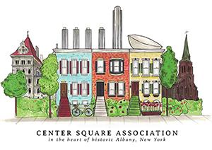 center square association logo