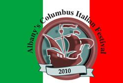 Annual Columbus Italian Festival in Albany NY