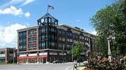 Saratoga Springs NY building
