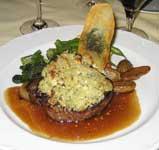 Filet Mignon Entree