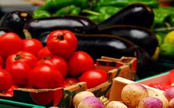 Farmers Market Organic Produce