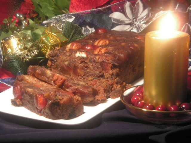 old fashion recipes for christmas fruit cake