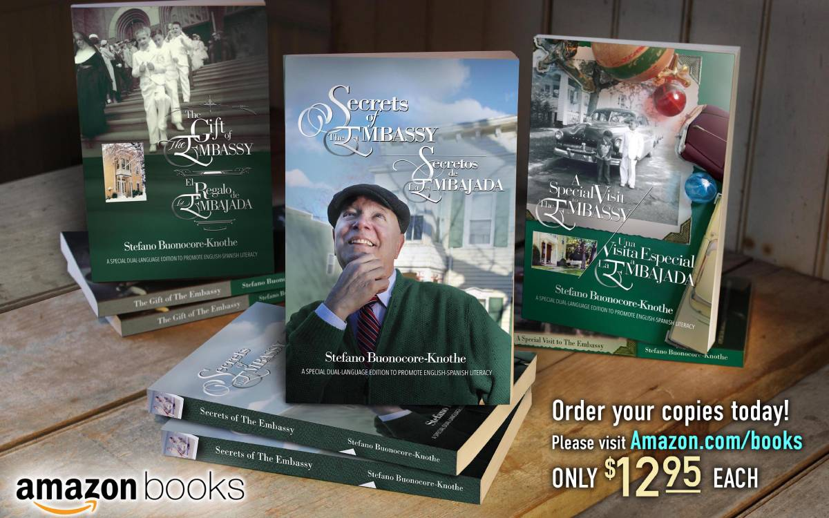 book promo image with three book collections and amazon pricing