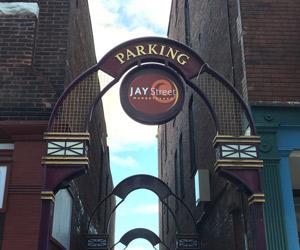 jay street entrance