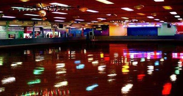 Skating Rink at Rollarama Skating Center