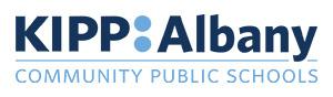 KIPP Albany logo