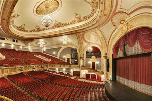 schenectady attractions proctors theater