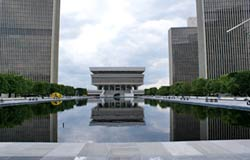Empire State Plaza - In The Heart Of Albany