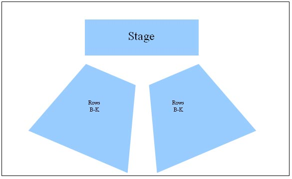 The Egg Swyer Theater Seating Chart