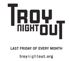 Troy Night Out - Arts Night