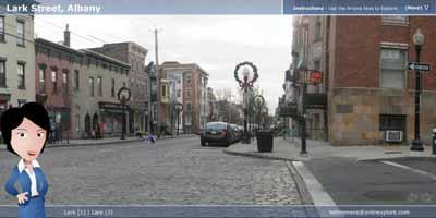 Virtual Tour of Lark Street