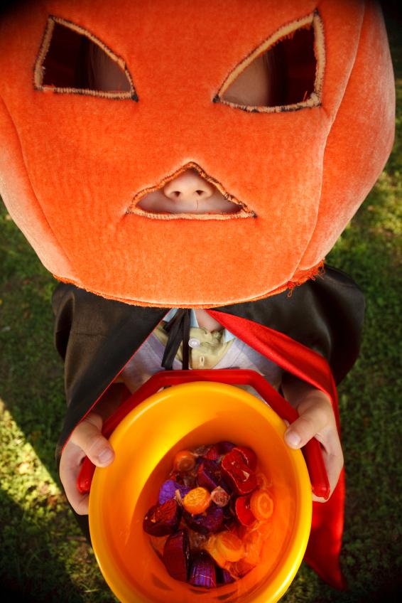 Halloween in Saratoga Springs
