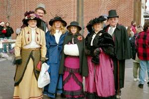 troy victorian stroll