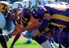 UAlbany Football Players - The Great Danes