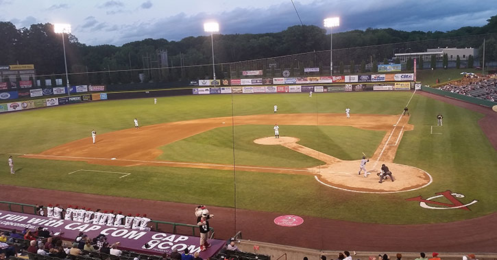 valleycats game