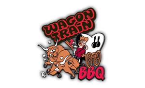 Wagon Train BBQ logo