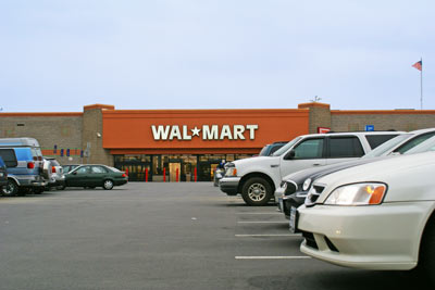 Albany Walmart - Largest In US