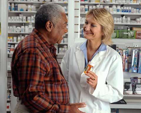 senior citizen consulting pharmacist in albany NY