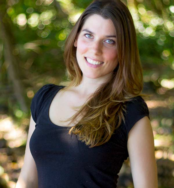 kristin lajeunesse, author of will travel for vegan food