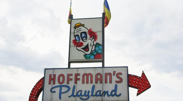 hoffmans sign