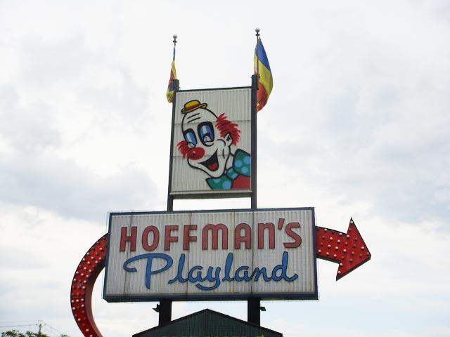 hoffmans sign