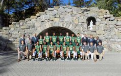 2017-18 Siena Saints Men's Basketball Team