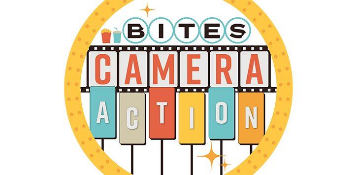 Bites Camera Action logo