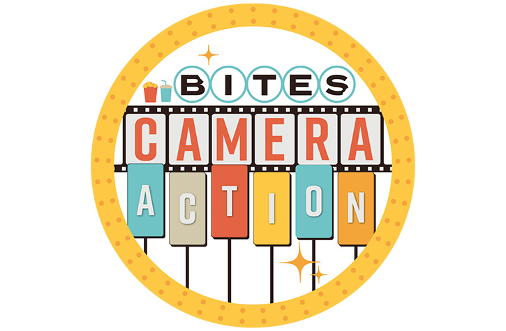 Bites Camera Action logo