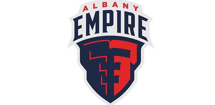 albany empire logo