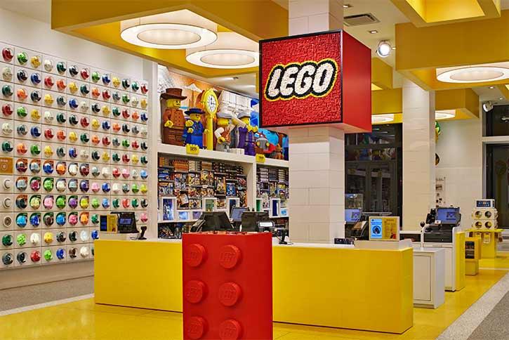 Flatiron LEGO Store