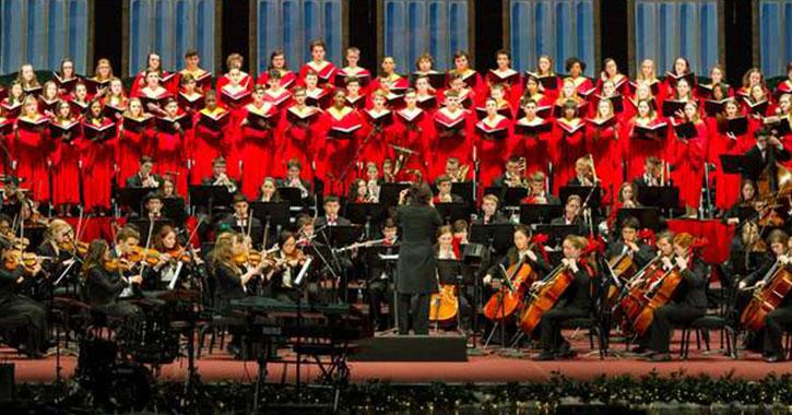 large chorus