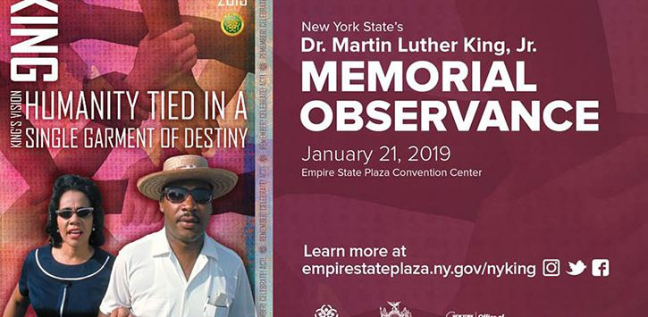 mlk day event poster