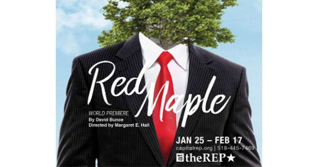 red maple promo photo