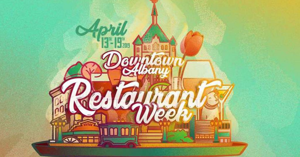 downtown albany restaurant week image