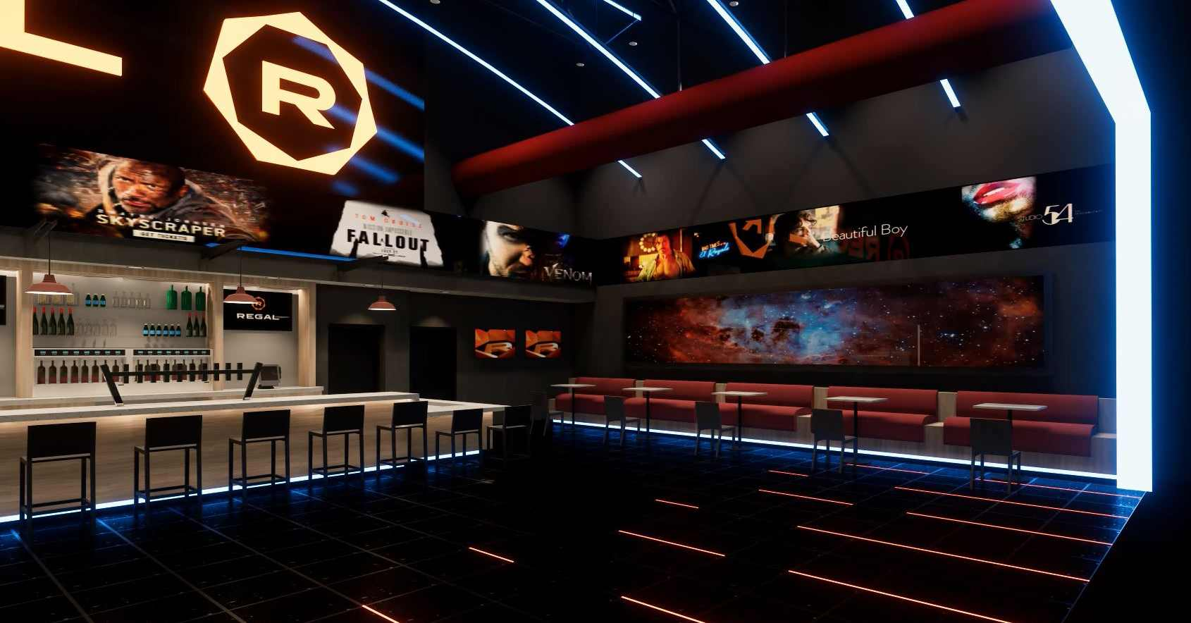 Get the Details on Crossgates' Upcoming Regal Cinemas Renovation