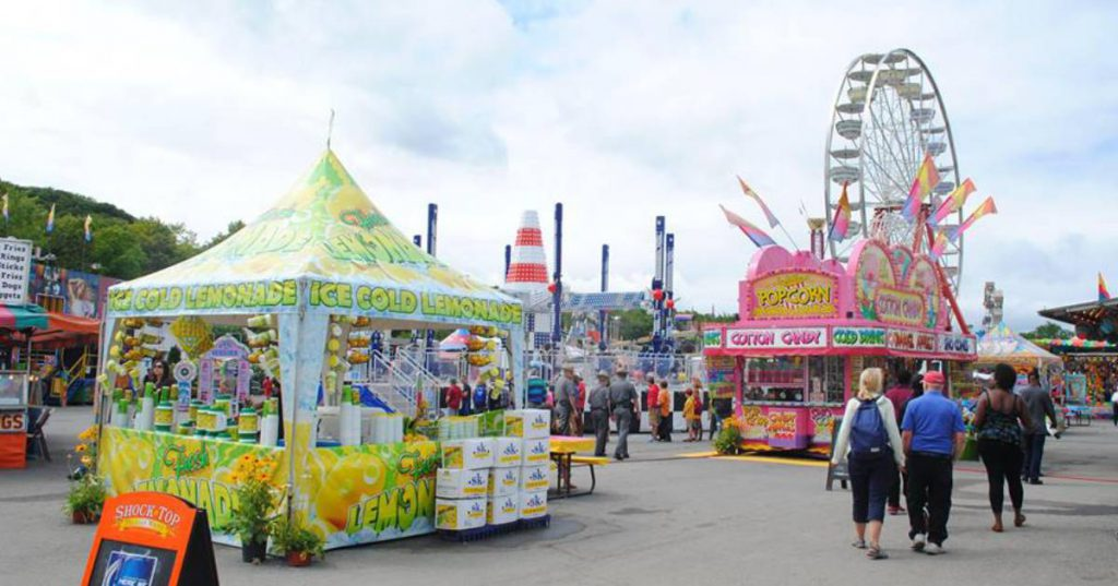 altamont fair rides and vendors