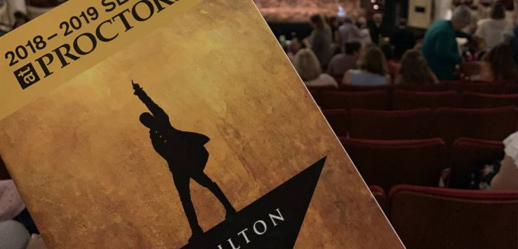 a program for hamilton at proctors