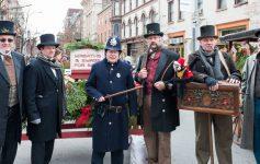 victorian reenactors