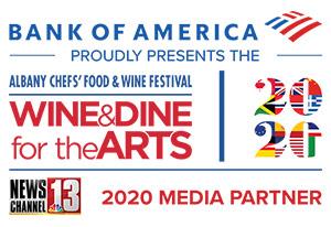Albany Chef's Food & Wine Festival logo