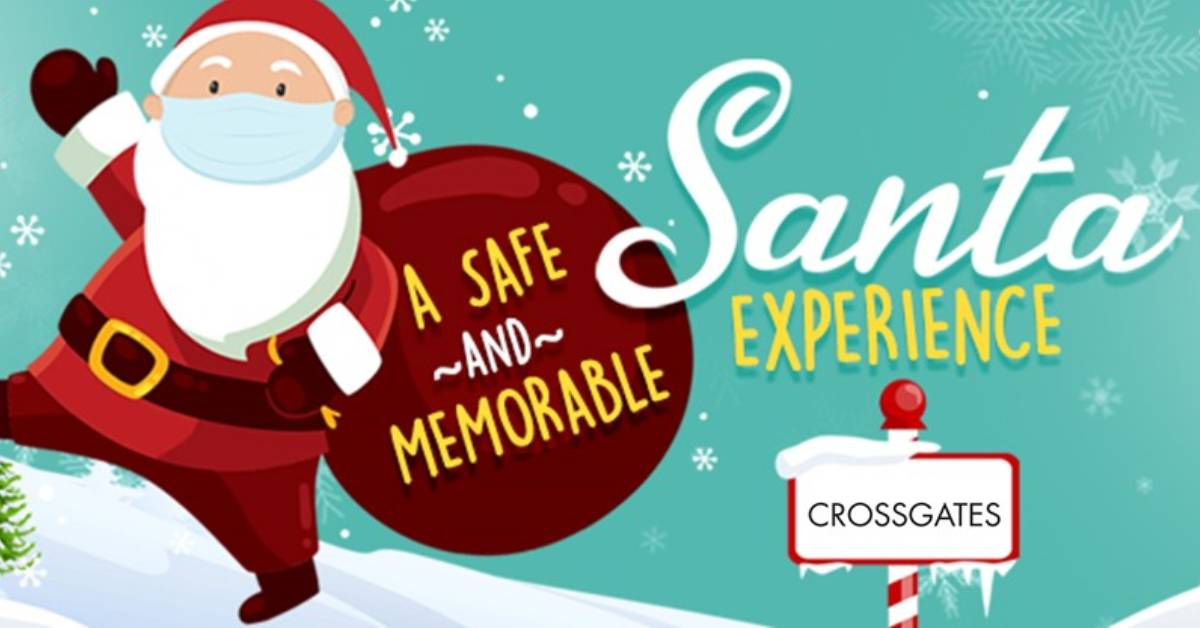santa experience promo image