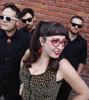 band photo of Lara Hope & The Ark-Tones